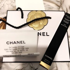 Chanel✨ Melted Honey 712 Coco lip gloss